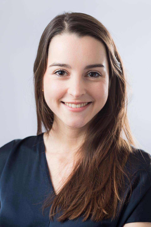 Lucie Blondel, réflexologue
